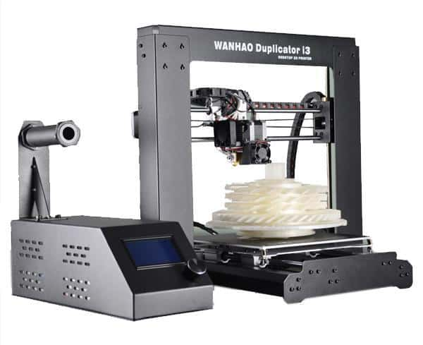 Wanhao i3 (Plus and Regular) EZABL Support Coming Soon!