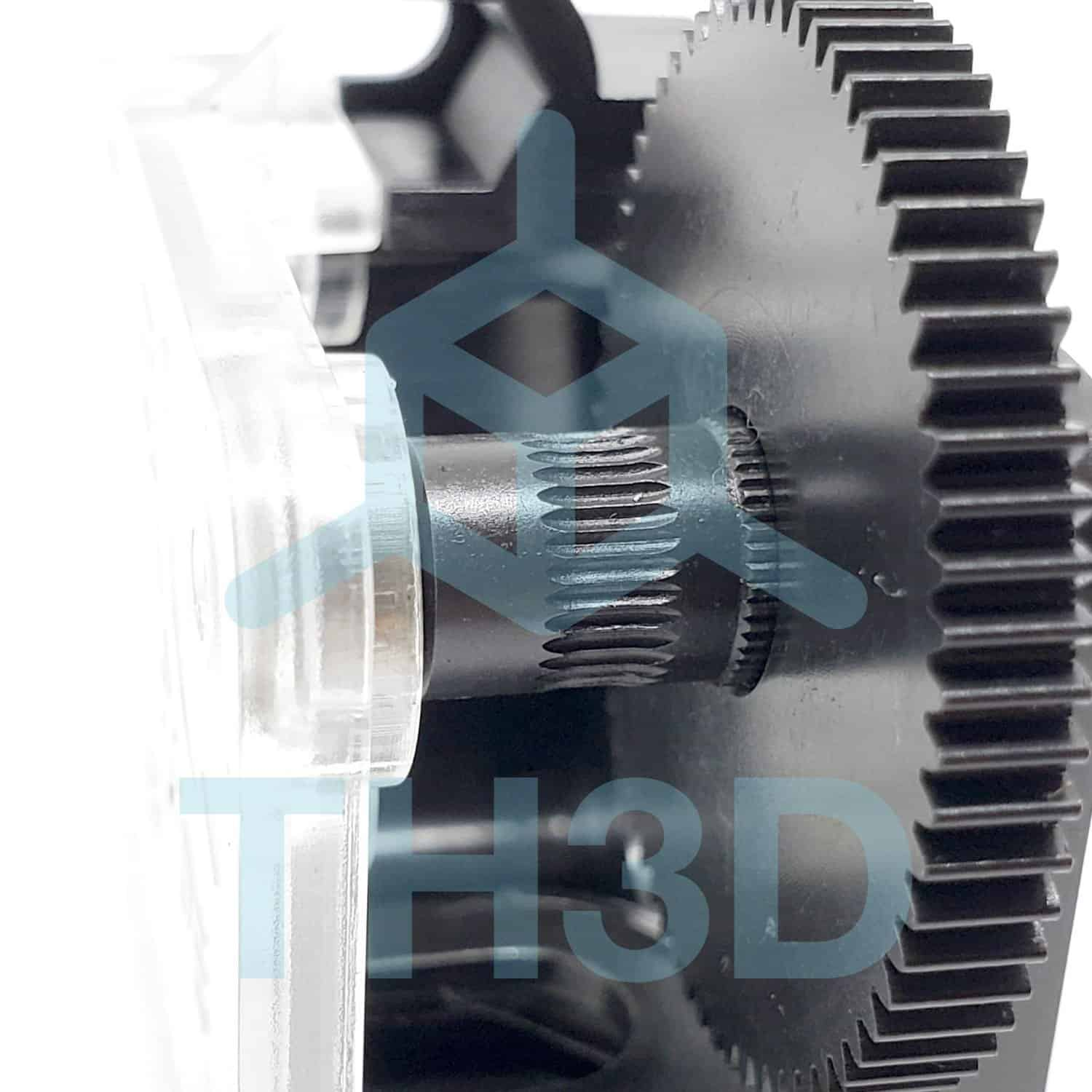 Tough Extruder - 3:1 Gearing, Bowden OR Direct 1 75mm - Titan Compatible -  TH3D Studio LLC
