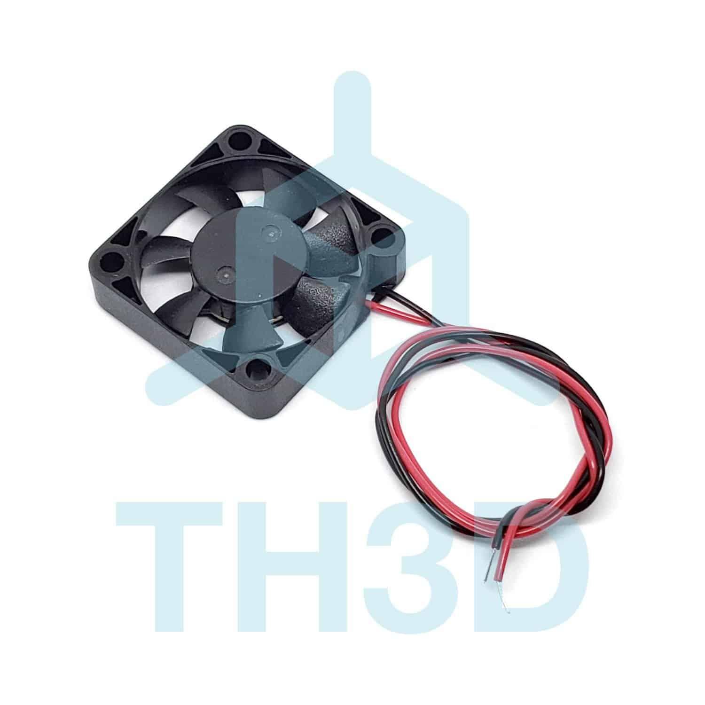 40mm Sealed Bearing Fan (24V) - Quiet (25dBA)