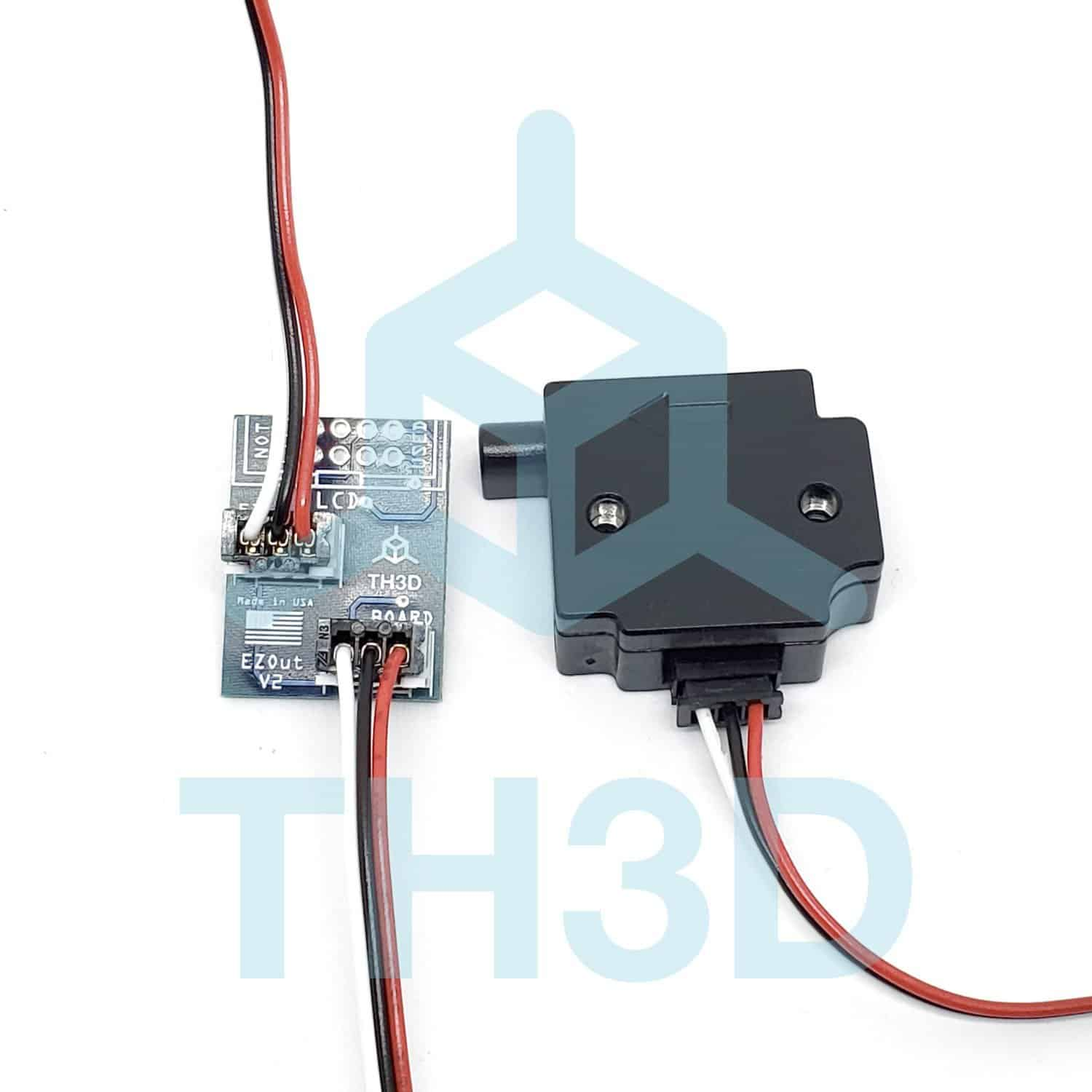 EZOut V2 - Filament Sensor Kit or BL Touch Adapter Board - TH3D Studio LLC