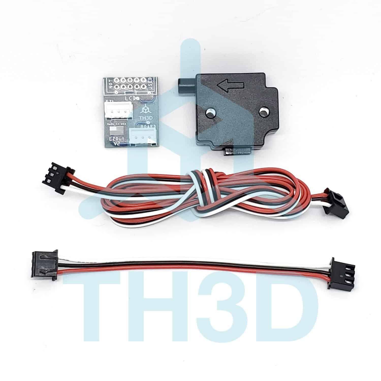 EZOut V2 - Filament Sensor Kit or BL Touch Adapter Board - TH3D Studio LLC