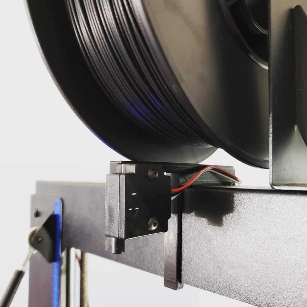 EZOut Filament Sensor Mount for Wanhao Duplicator i3 - TH3D