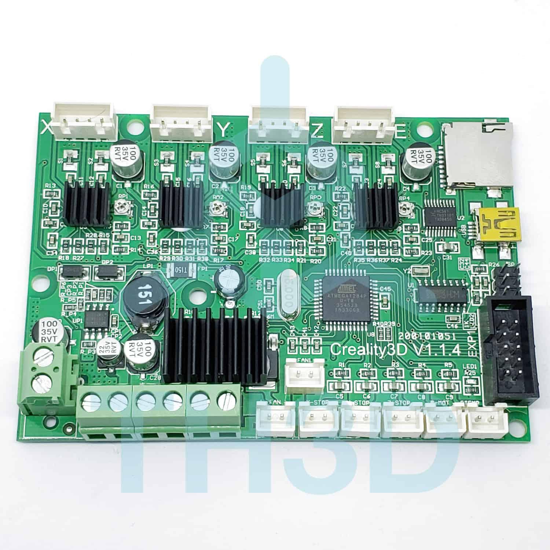 Creality Melzi Board w/Bootloader Pre-Installed - CR-10, Mini, S4, S5, or  Ender 3/5 (V1 1 4) - TH3D Studio LLC