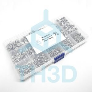 3D Printer M3/M4/M5 510 Piece Screw & Nut Assortment