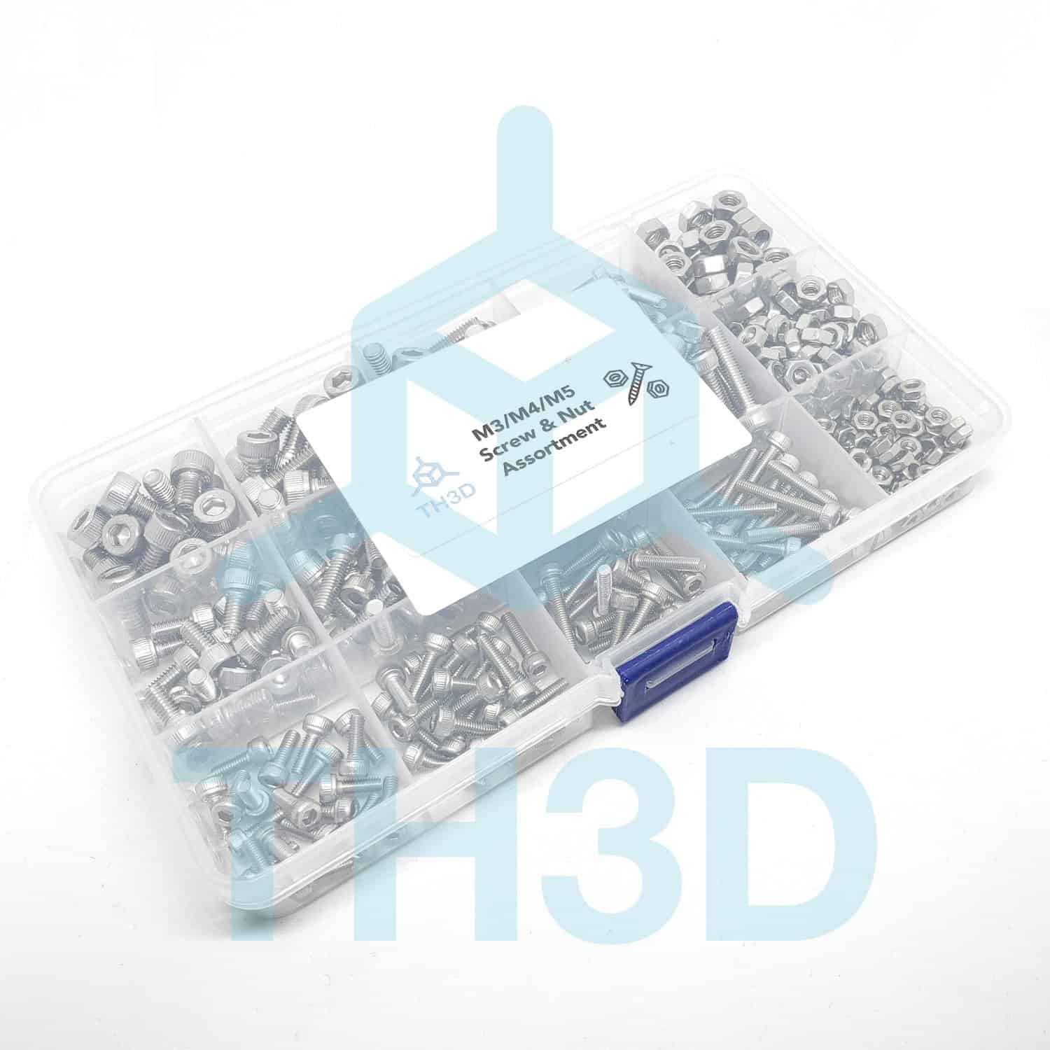 f45352eb6a67 Add on M3 M4 M5 screw assortment  Add for  17.99  17.09. In stock. Earn up  to 258 Benchies.  12.99. CR-10 CR-10S V6 Heavy Duty Mount - 5015 Fan and ...