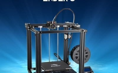 Firmware Update (U1.R2.8 – Ender 5 Support) & New Products!
