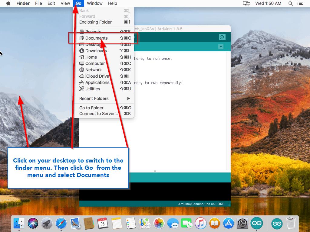 Arduino IDE for Mac OS X Setup Guide - TH3D Studio LLC