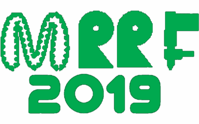 We're going to MRRF 2019! Come meet us in person! 👋