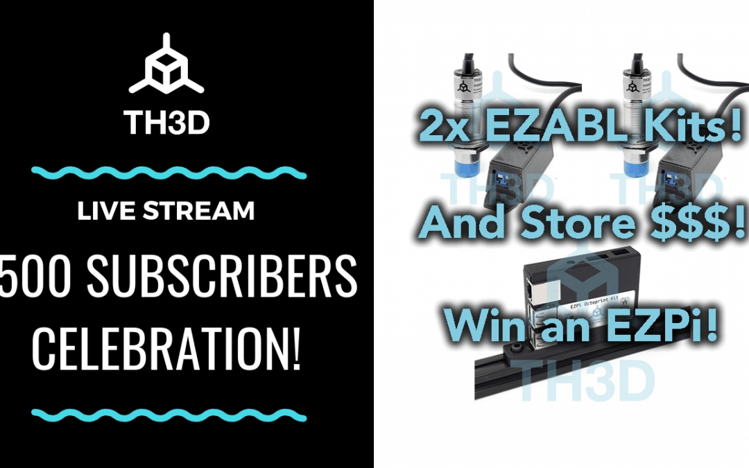 7500 Subscribers Celebration! – Q&A and Giveaways